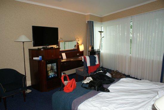 Radisson Blu Hotel Amsterdam Airport: Pokój 101