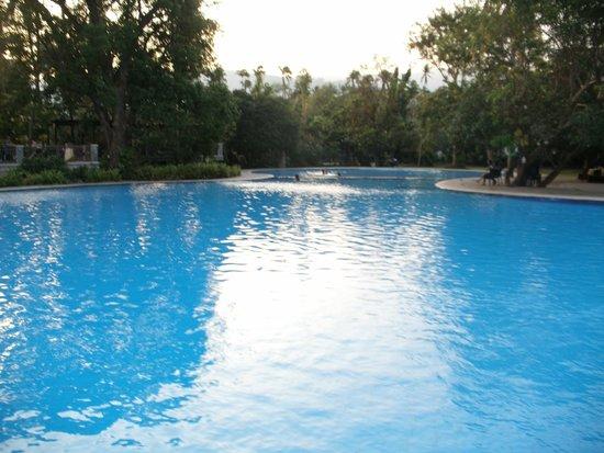 Club Balai Isabel: infinity pool
