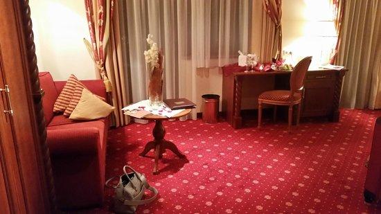 Verwohnhotel Goies: suite