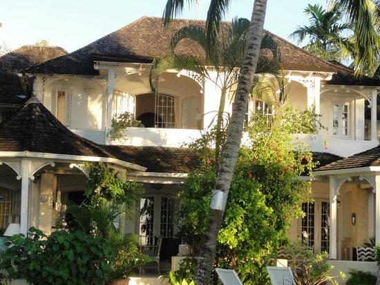 Emerald Beach: villa 1