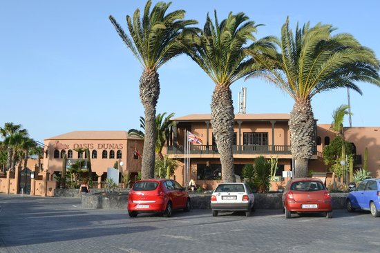 Oasis Duna Hotel: Hotel