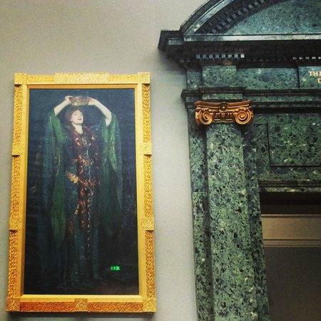 Tate Britain : Ellen Terry as Lady Macbeth