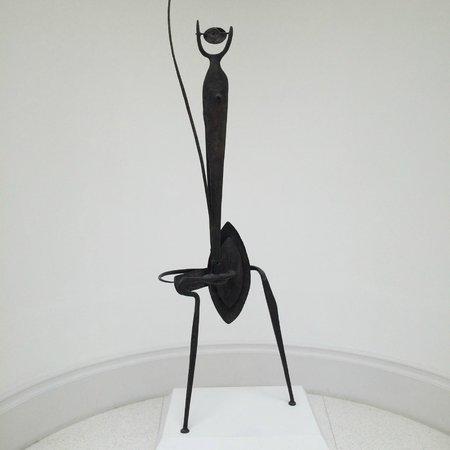 Tate Britain : Sculpture in entrance