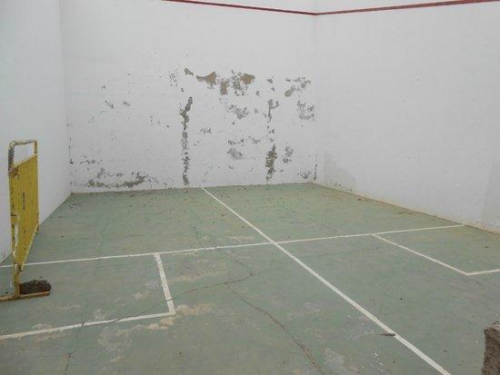 Alisios Playa: Squash court