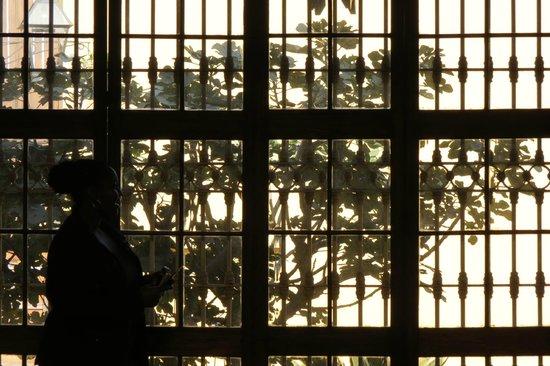 Casa Urquiaga (Casa Calonge): Vista desde el comedor