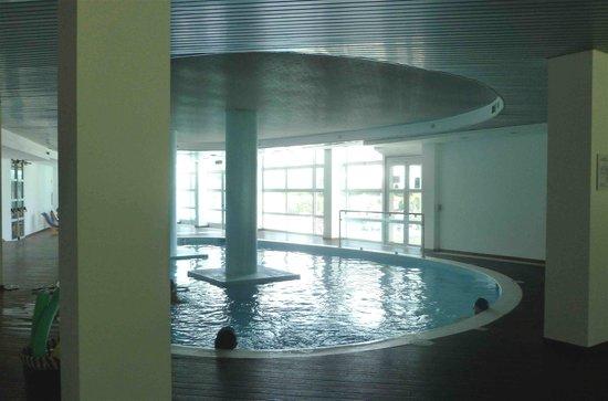 La Reserve Hotel Terme Centro Benessere: La piscina interna