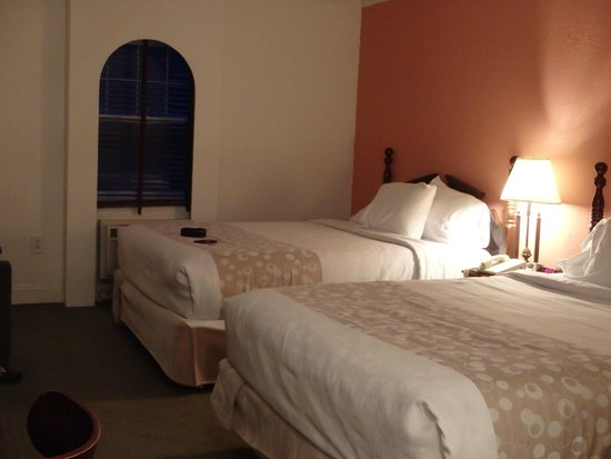 The Aurora Inn Hotel & Event Center : Nice Room Comfy Beds