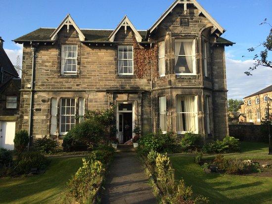 Abercorn Guest House : Ahh. Home!
