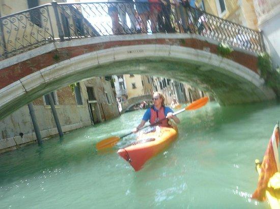 Venice Kayak : bridge