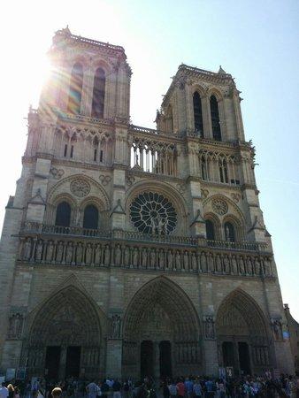 Notre-Dame de Paris: A real piece of history.
