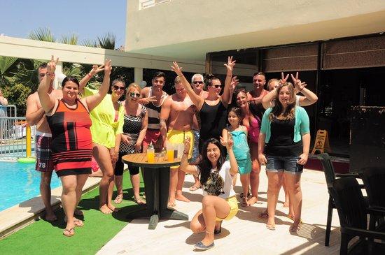 Tuntas Beach Hotel Altinkum: great time