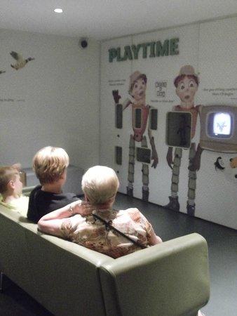 Museum of London: jeux interactifs pour toute la famille
