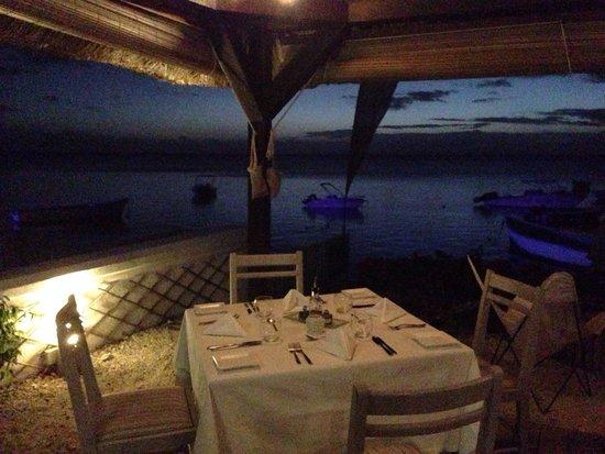 The Bay : Ristorante fantastico!