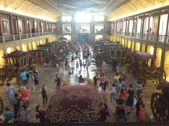 Museu Nacional dos Coches : Museo nacional do Coche