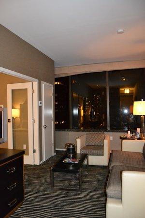 The Bentley Hotel: ingresso