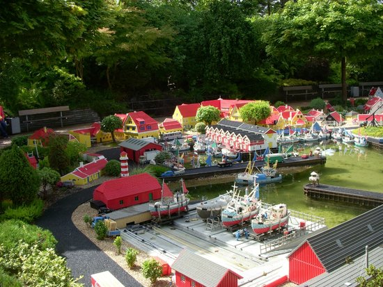 Legoland Billund: villaggio