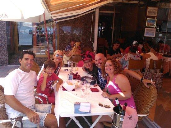 Restaurante El Caracol: encantados como siempre! Un abrazo!!