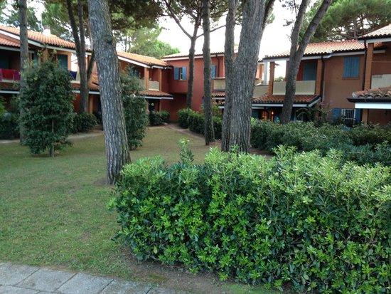 Euro Residence Club: Verde comune