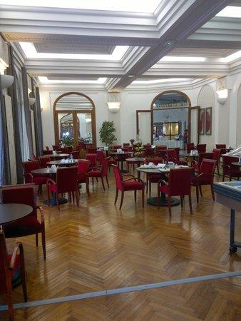 Hotel Le Grand Pavois: Interno dell'hotel