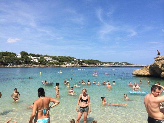 Gavimar La Mirada Club Resort: beach