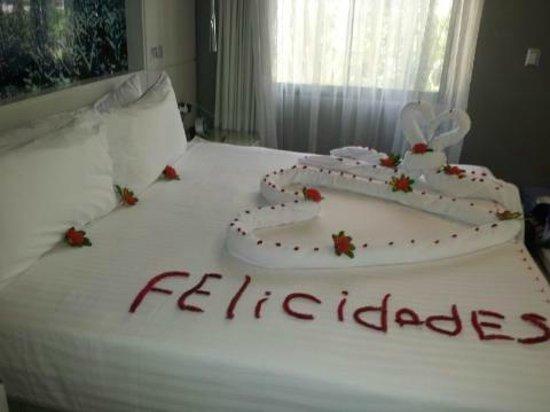 Paradisus Punta Cana: King Size Bed in Royal Service Villa