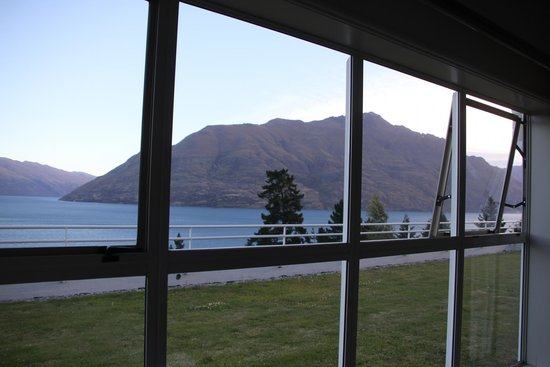 Mercure Resort Queenstown: Lake view