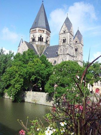 Ibis Metz Centre Cathedrale : De magnifiques monuments