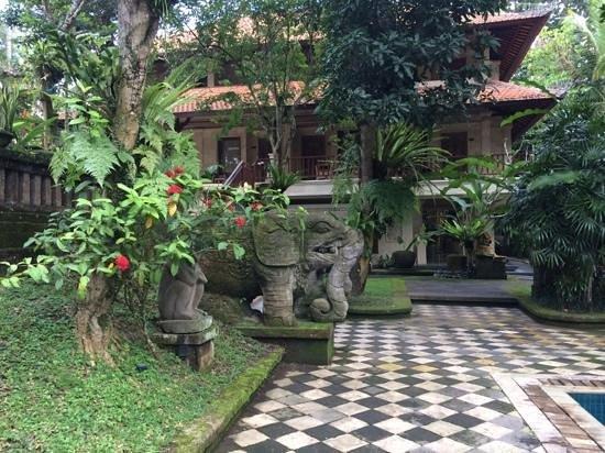 Arma Museum & Resort: le jardin