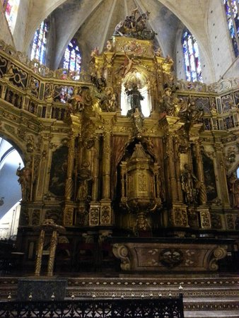 Basilica de Sant Francesc: Altare