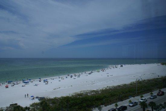 Holiday Inn Sarasota - Lido Beach : Amazing view part 1