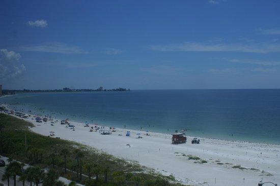 Holiday Inn Sarasota - Lido Beach : Amazing view part 2