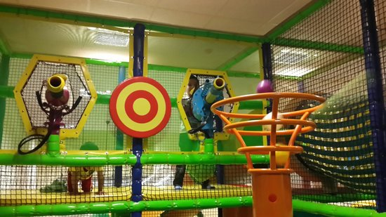Funky Monkeys Play Center - Lower Parel : Shoot zone