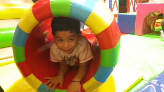 Funky Monkeys Play Center - Lower Parel : Fun