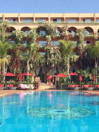 Sofitel Marrakech Palais Imperial : A beautiful Oasis