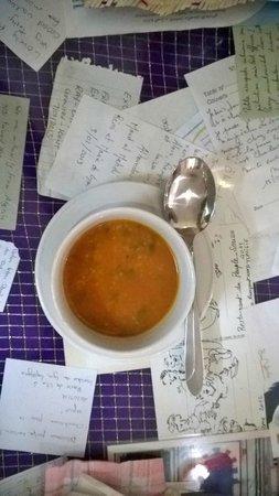 Restaurant du Peuple : Soupe Frik