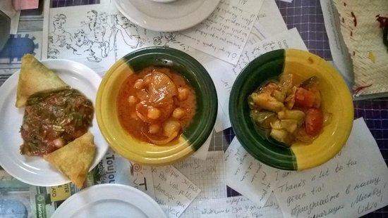 Restaurant du Peuple : Salades