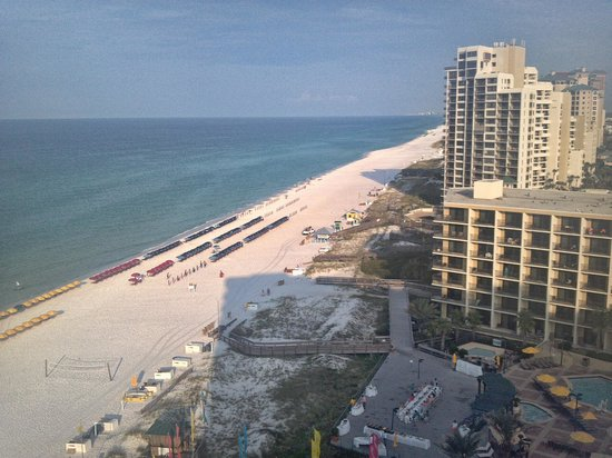Hilton Sandestin Beach, Golf Resort & Spa : Hilton Sandestin Florida Beach