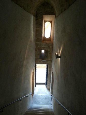 Castell de Bellver (Schloss Bellveder): feritoia