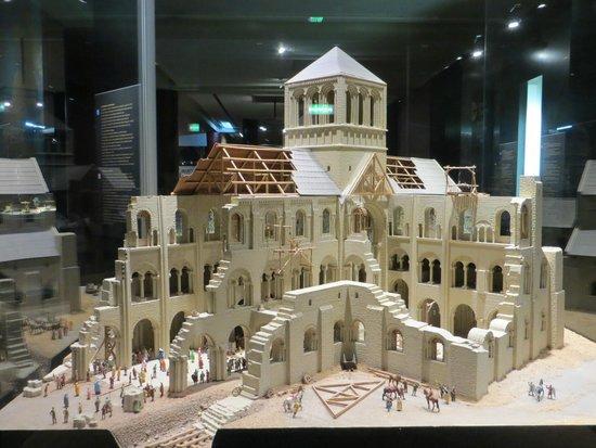 Musée de la Tapisserie de Bayeux : musée