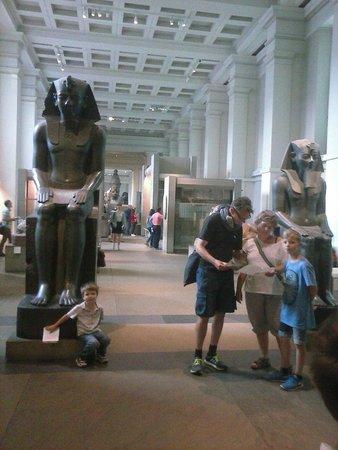Museo Británico: British 1