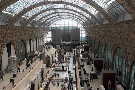 Musée d'Orsay: Museu incrível