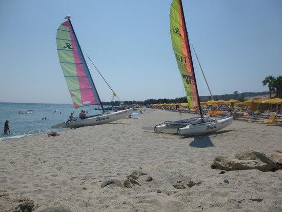 Atlantica Porto Bello Beach: Beach