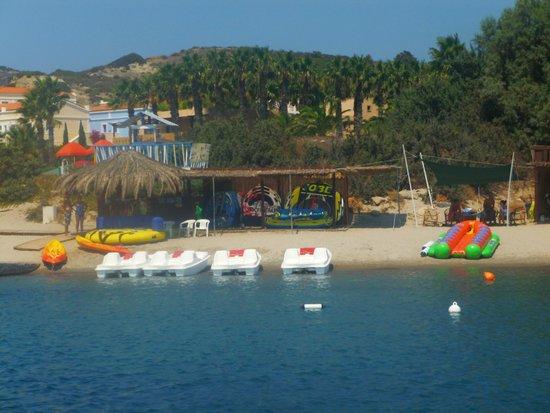 Atlantica Porto Bello Beach: Water sports