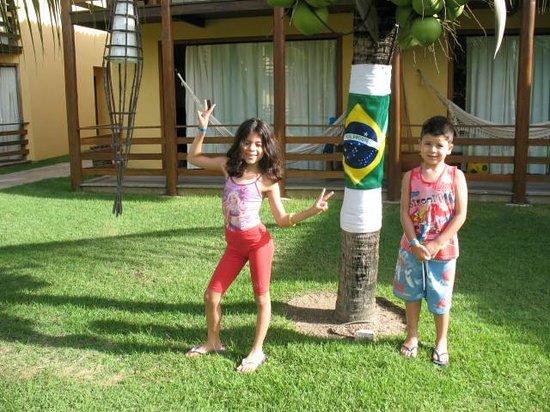 Resort La Torre: ótima recepção