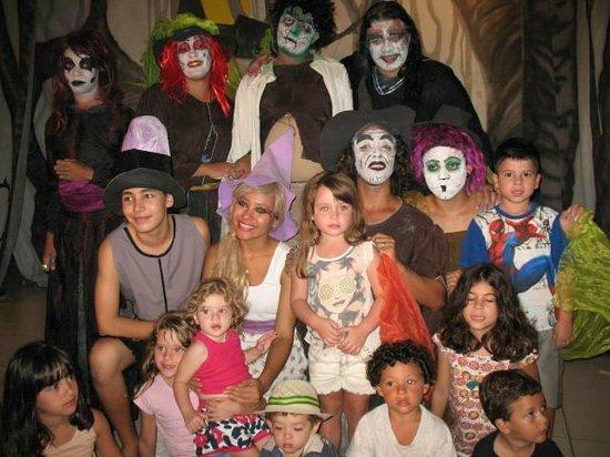 Resort La Torre: teatro infantil excelente