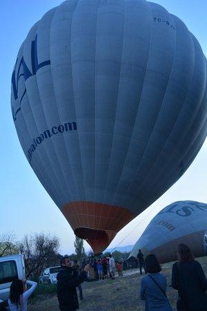 Royal Balloon - Cappadocia: Balloon Ride Cappadoccia