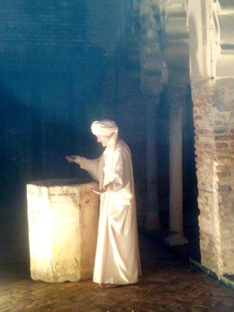 Alcázar: Epoca musulmana