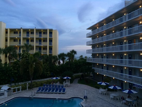 Guy Harvey Outpost, a TradeWinds Beach Resort: view from our room
