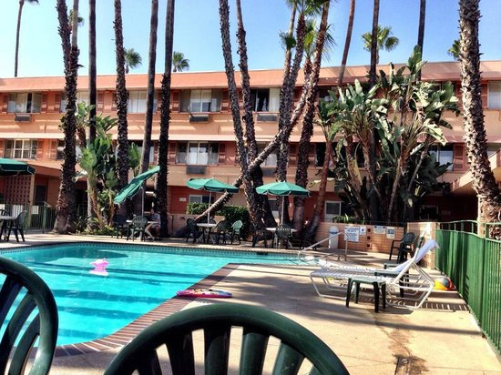 Saga Motor Hotel: pool