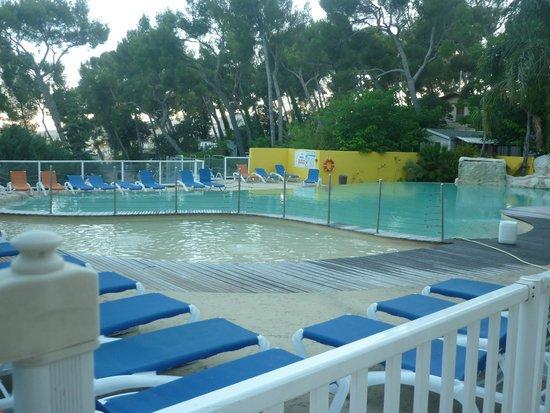 La piscine photo de camping de ceyreste ceyreste for Camping la ciotat avec piscine